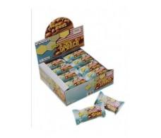 Barritas BP Pro Crunch yogur y canela. Caja de 32 unidades