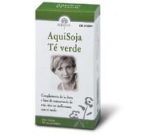 Aquileia Aquisoja Green Tea 30 tablets