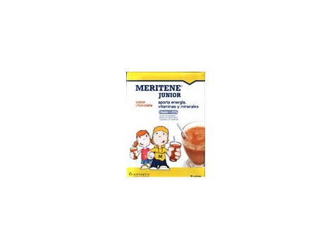 Junior chocolate MERITENE 15 envelopes