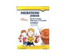 Junior vanilla MERITENE 15 envelopes