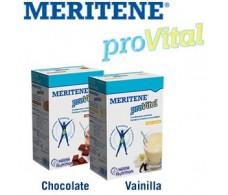 Meritene Provital chocolate. 7 sobres