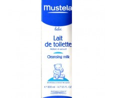 Mustela moisturizing lotion 200 ml.