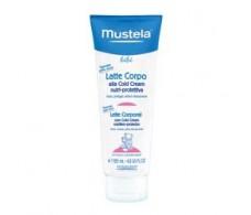 Mustela milk body to Cold Cream 200ml.