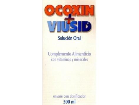 Ocoxin + Viusid 500ml.