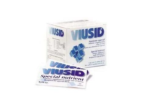 Viusid 21 envelopes