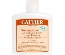 Cattier Shampoo frequently with Yogurt 250 ml.