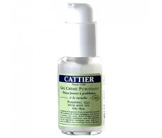 Cattier purifying gel cream 50ml.