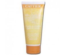 Cattier exfoliating shower gel 200ml.