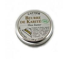 Cattier manteca de Karité 100 gr.