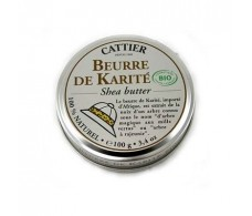 Cattier shea butter 100g.