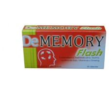 DeMemory Flash 30 capsulas