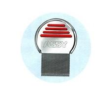 Steel nit comb. Comb Assy.