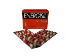 Energisil Ginseng 1000mg. 30 capsulas