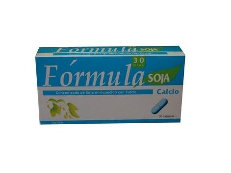 Soya Formula calcium. 30 capsules