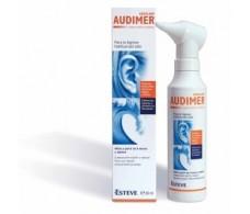 Audimer suero marino 60 ml. Limpieza de oidos