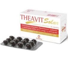 Theavit Solar 36 capsulas. Dermathea