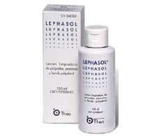 Lephasol cleansing lotion 100ml. Thea
