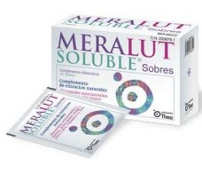 Meralut soluble 30 sobres. Thea