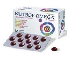 Nutrof Omega 36 capsules. Thea