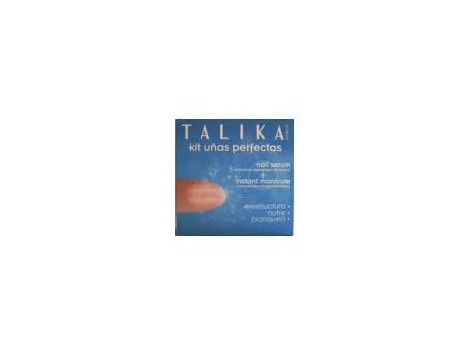 Talika Perfect Nails Kit.