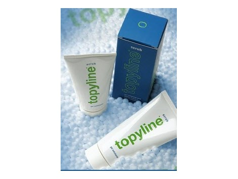 Cosmeclinik Topyline Scrub. Exfoliating Gel 50ml.