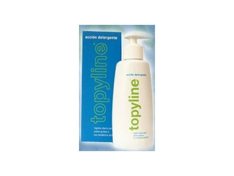 Cosmeclinik Topyline detergent action 125ml.