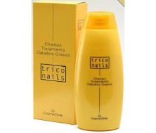 Cosmeclinik Triconails greasy hair shampoo 250ml.
