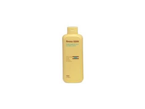 Avena Isdin Syndet 1000 ml. Liquid oatmeal bath and shower