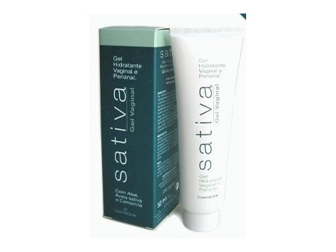 Cosmeclinik Sativa gel vaginal 50ml.