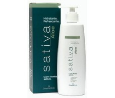 Cosmeclinik Sativa Aloe 250ml.