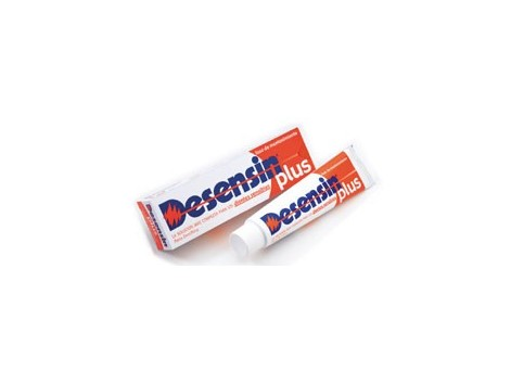 Desensin Plus 75ml toothpaste.