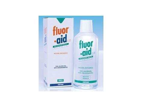 Fluor-Aid 0.05 mouthwash. 500ml.