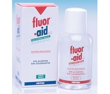Fluor-Aid 0,2 colutorio bucal semanal 150ml.