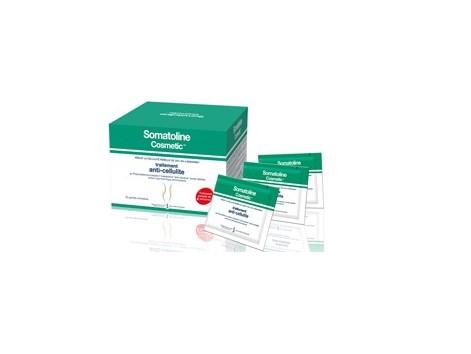 Somatoline anti-cellulite treatment. 30 single sachets.