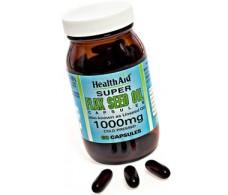Health Aid aceite de linaza 1000mg. 60 capsulas