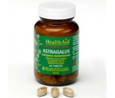 Health Aid Astragalus Extract 545mg - Standardised Tablets 60's
