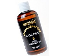 Health Aid aceite base de Avellana 100ml.