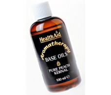 Health Aid aceite base de melocoton 100ml.