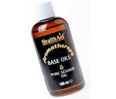 Health Aid aceite base de sesamo 100ml.
