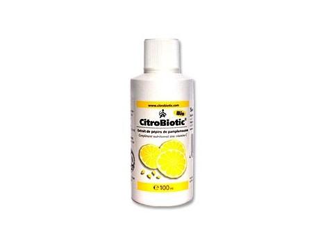 Citrobiotic Bio 100 ml. Extracto semillas de pomelo. Nutrinat