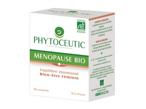 Phytoceutic Menopause Bio 80 tablets