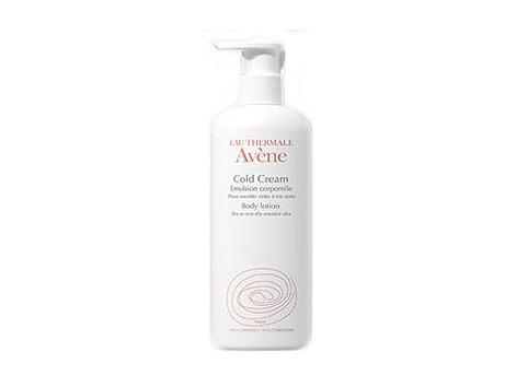 Avene Cold Cream Body Emulsion 400ml