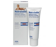 Nutraisdin facial moisturizer for sensitive skin 50ml.