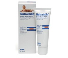 Nutraisdin face cream SPF15 50ml.