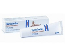 Nutraisdin first teeth. Gingival Gel 30ml.