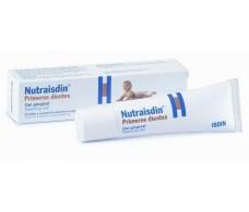 Nutraisdin primeros dientes gel gingival 30ml.