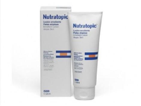 Nutratopic emollient cream 200ml.