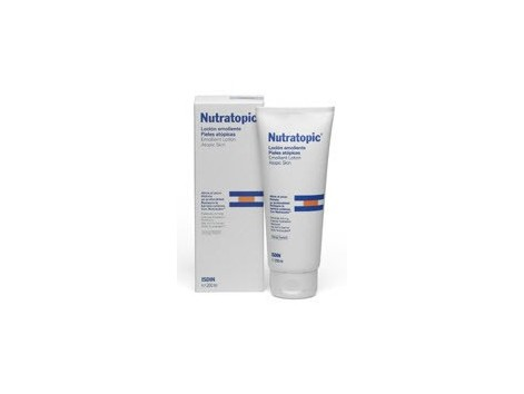 ISDIN Nutratopic emollient lotion 400ml.