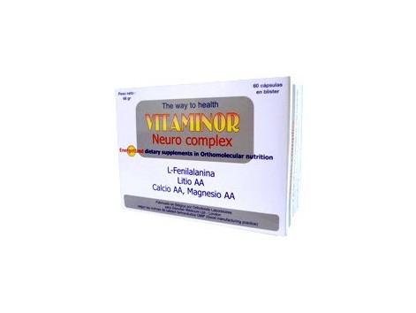 Vitaminor Actino Complex (Neuro Complex) 60 capsules
