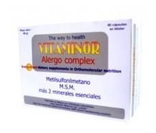 Vitaminor MSM Complex (antes Alergo Complex) 60 capsulas